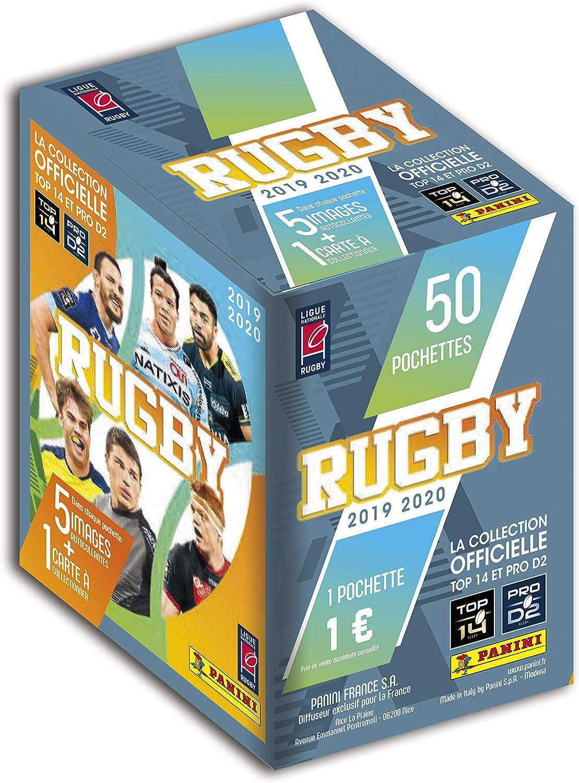 Panini - Rugby 2019-20 - Caja de 50 fundas, 2531-004 , color/modelo surtido: Amazon.es: Juguetes y juegos