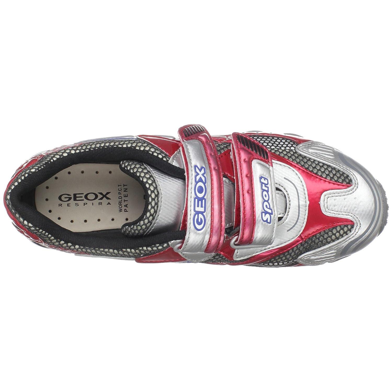 Amazon.com: Geox Kid s Tornado Sneaker (Toddler/Little Kid ...