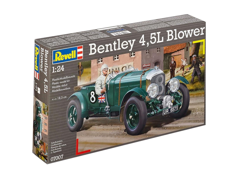 Revell RV07007 Bentley Blower Model Kit Various