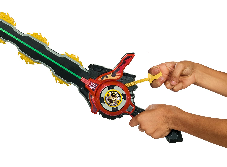 Power Rangers Ninja Acero - Ninja Blade Master: Amazon.es ...