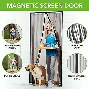 Screens Doors Magnets Patio Screen Door Magnets Best Magnetic