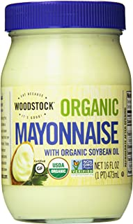 product image for Woodstock Farms Organic Mayo, 16 Ounce