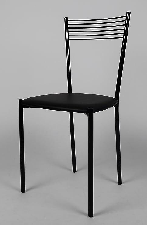 Tommychairs Set 4 sedie Moderne e di Design Elegance per Cucina, Bar ...