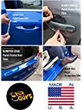 Car Guys Paint Protection Kit | Bumper Edge|Door Edge Guard | Door Handle| Door Sill Guard Paint Protection Kit for All Cars- Saint Gobain PPF