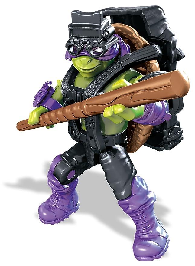 Amazon.com: Mega Bloks teenange Mutant Ninja Turtles: fuera ...