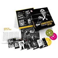 Leonard Bernstein: The Vocal Works Edition [56 CD]