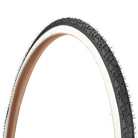 Profex 60001 - Cubierta de Bicicleta de Paseo (28 x 1 3/8 x 1 5/8 ...