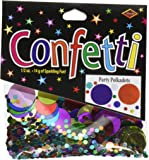 Beistle CN122 Party Polkadots Confetti, 1/2-Ounce