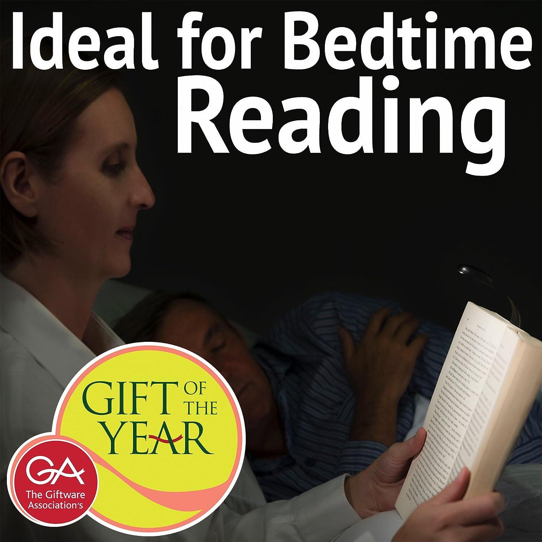 Luz LED para libros marcapáginas