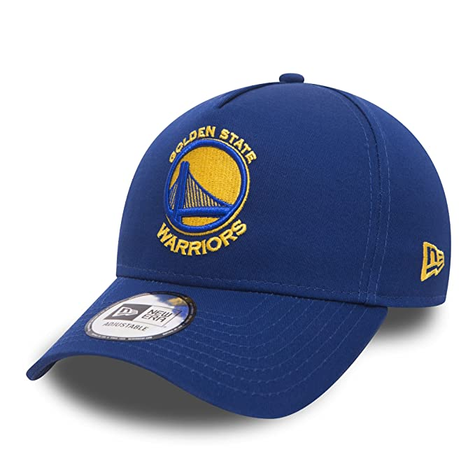 Gorra New Era – Nba Team Aframe Golden State Warriors azul