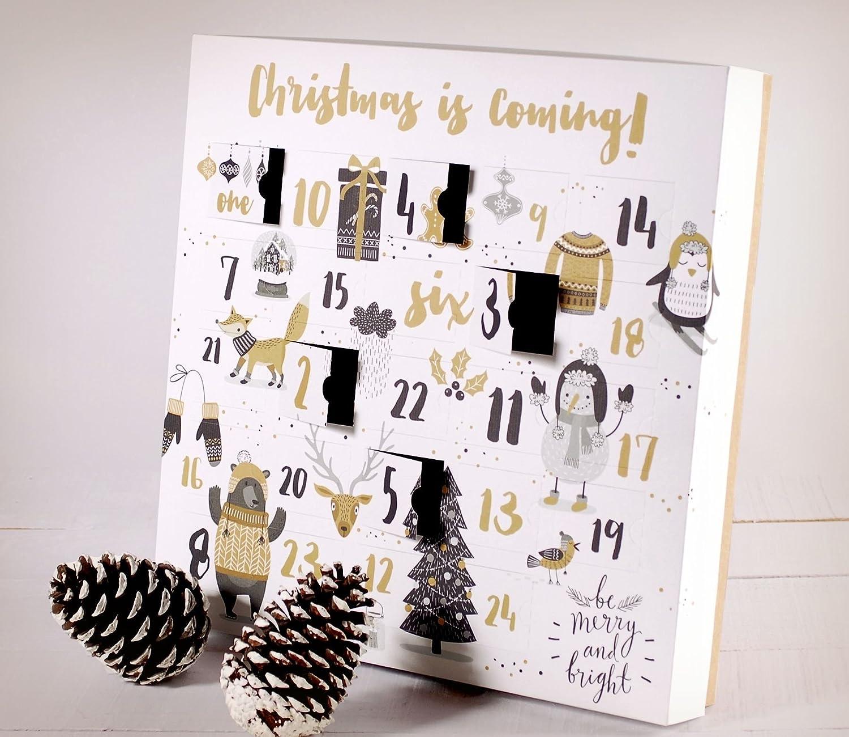 Selfpackaging Calendario dell'avvento Nordico