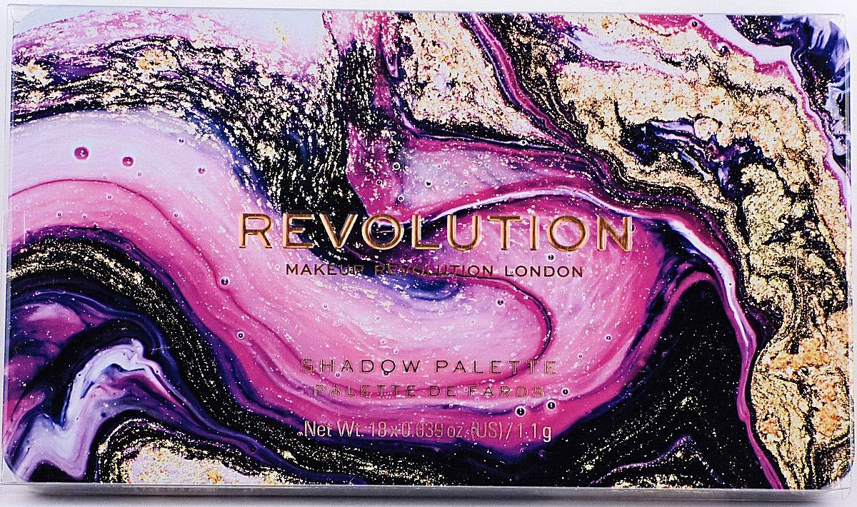 Makeup Revolution Eyeshadow Palette, Forever Flawless Utopia