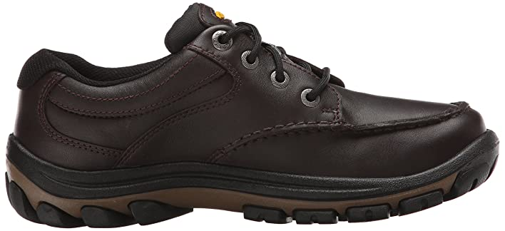 Amazon.com | KEEN Men's Anchor Park Low Waterproof Casual Shoe, Brown Full  Grain, 7.5 M US | Oxfords