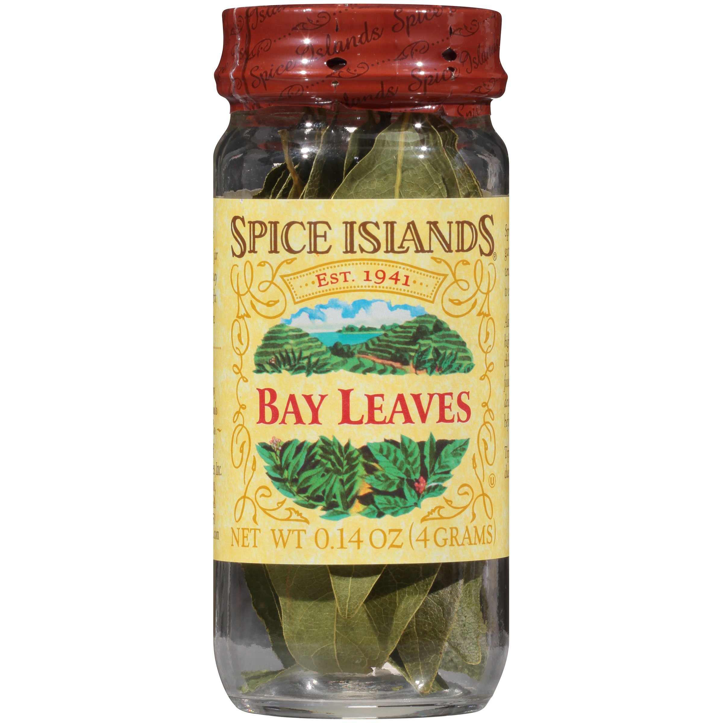 Spice Islands Bay Leaves, Hand Picked, 0.14-Ounce Glass Jars (Pack of 3) by Spice Islands (Image #6)