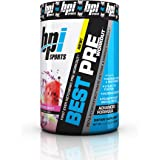 BPI Sports First Ever Ketogenic Pre-Workout Supplement, Watermelon Ice, 11.11 Ounce