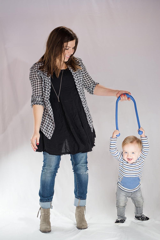 color azul Tot2Walk Soporte de paseo para beb/é