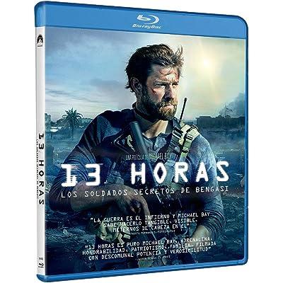 13 Horas: Los Soldados Secretos De Bengasi [Blu-ray]