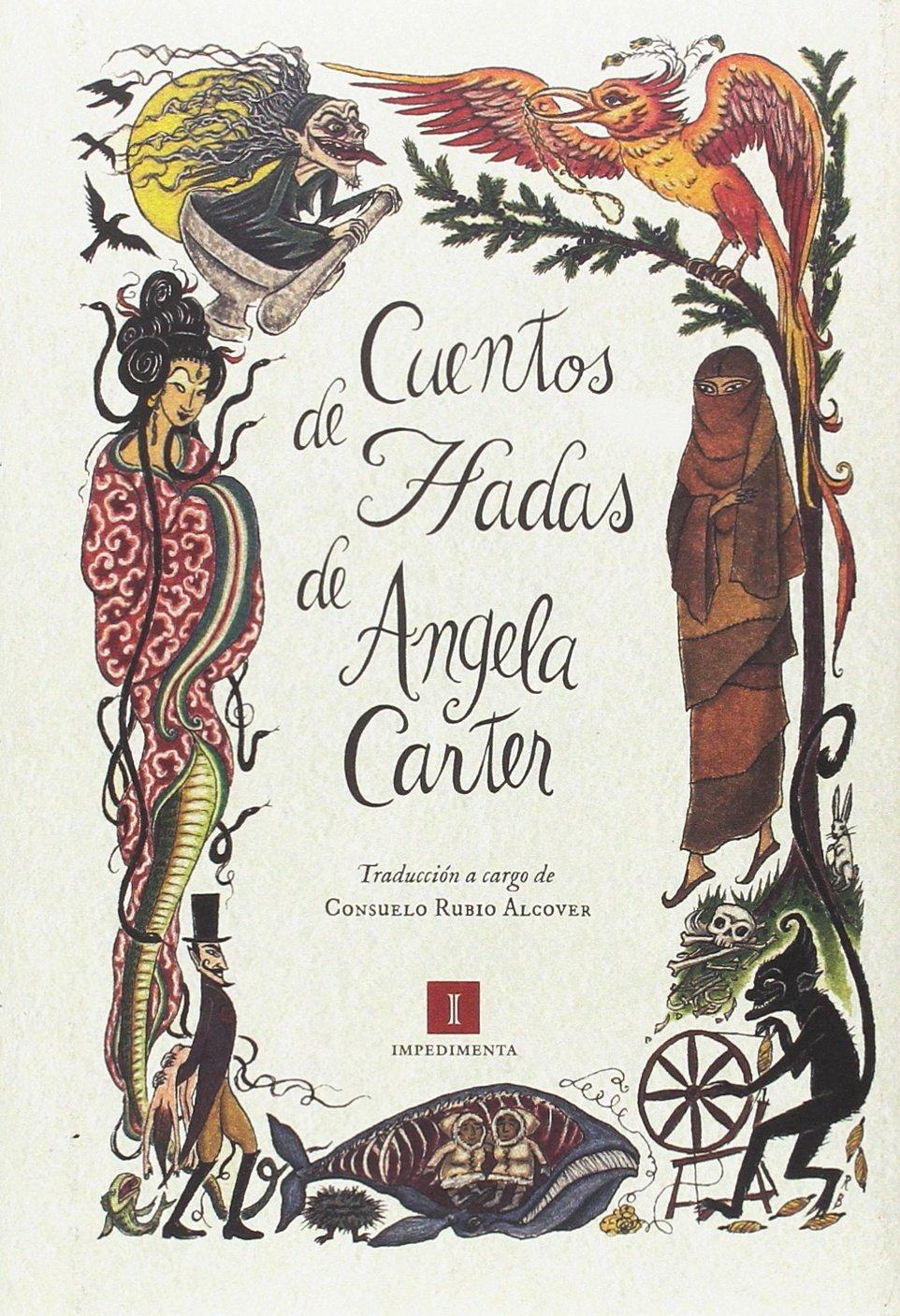 Cuentos de Hadas, Colección Impedimenta: Amazon.es: Carter, Angela ...
