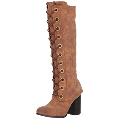 2 Lips Too Women's Too Loaded Fashion Boot | Knee-High
