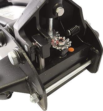 Kunzer Wk 1031 Hydraulischer Rangierwagenheber Tragkraft 3000 Kg Auto