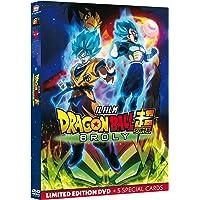 Dragon Ball Super: Broly - Il Film (DVD) con Slipcase lenticolare