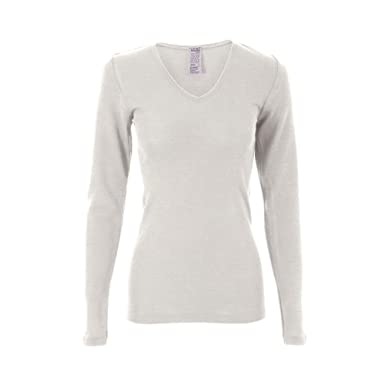 a1475eaa4ced Image Unavailable. Image not available for. Colour: Living Crafts Women's  Luxury Merino Wool & Mulberry Silk (70/30) Thermal Underwear