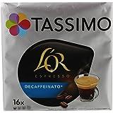 """TASSIMO Sachet 16 doses de café LOR """"Expresso décafeiné"""""""