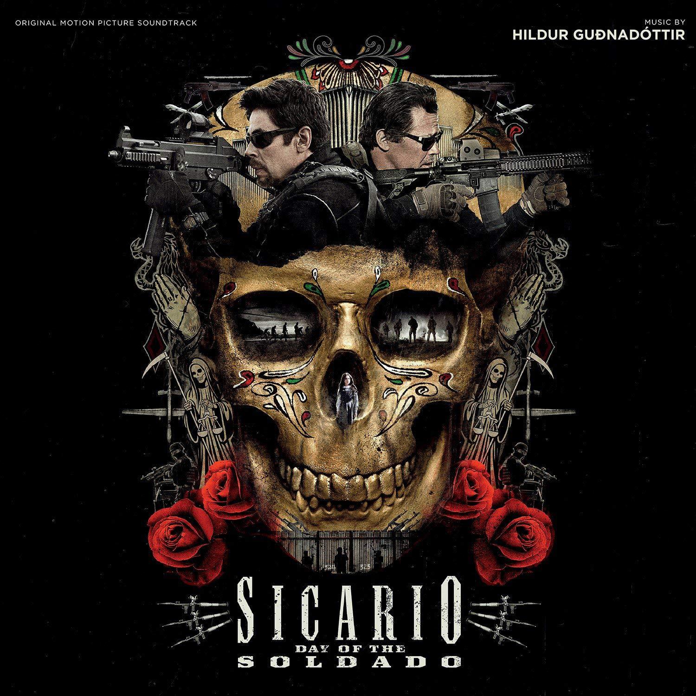 Vinilo : Hildur Gudnadottir - Sicario: Day Of The Soldado (original Motion Picture Soundtrack) (LP Vinyl)