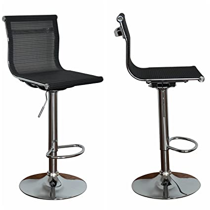 Bar Furniture The Cheapest Price Europe Retro Style Height Adjustable Bar Chair With Footrest Wood Backrest Swivel Bar Stool Counter Coffee Pub Chair Barstool 50% OFF