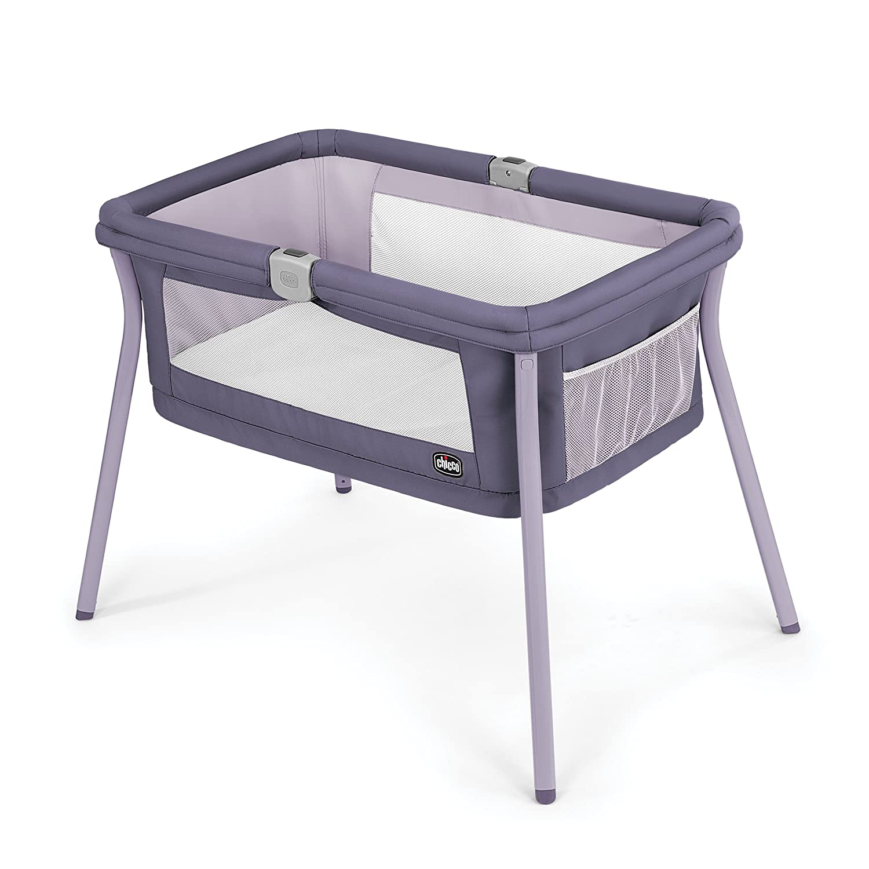 Chicco LullaGo Portable Bassinet, Sand 05079762870070