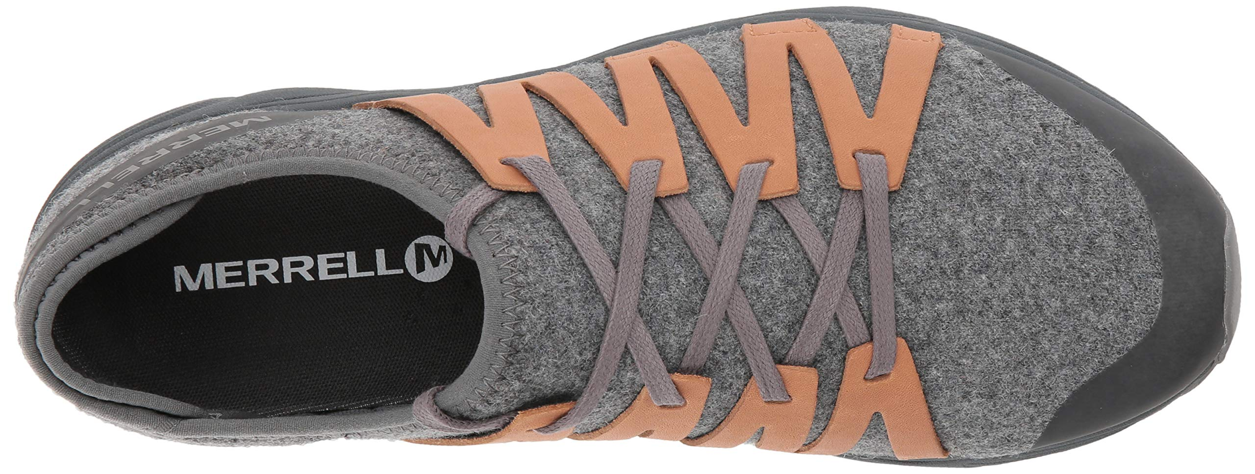 Merrell Women's Riveter Wool Sneaker Charcoal 11 M US by Merrell (Image #8)