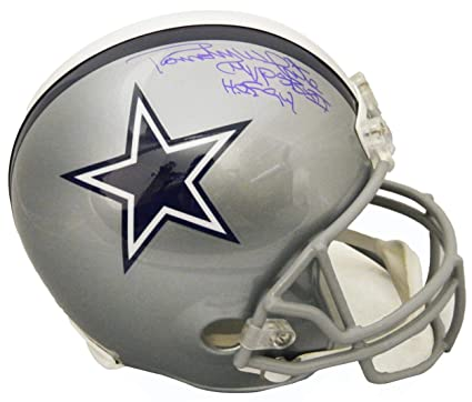 Image Unavailable. Image not available for. Color  Autographed Randy White  Helmet ... c76313708