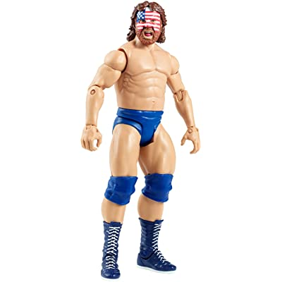 WWE Summer Slam Hacksaw Jim Duggan Figure: Toys & Games