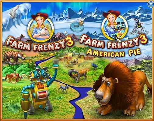 Amazon com: Farm Frenzy 3 2 in 1 Bundle [Download]: Video Games