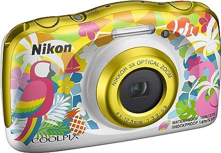 Nikon COOLPIX W150 Flowers Bunt