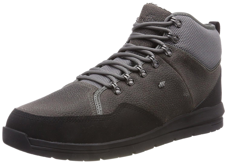 Boxfresh Herren Berthar Chukka Boots Grau (Modern Gry) Dark Grey Mdrn Dk Gry) (Modern de3fee