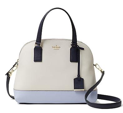 Amazon.com  Kate Spade New York Cameron Street Lottie Leather Satchel Bag ba26d84f812f7