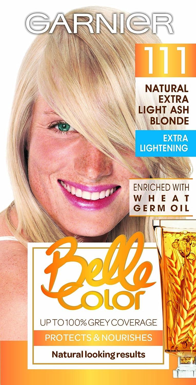 Garnier Belle Color Permanent Colour Extra Light Ash Blonde 111