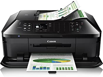 Canon Pixma MX922 Color Inkjet All-in-One Printer