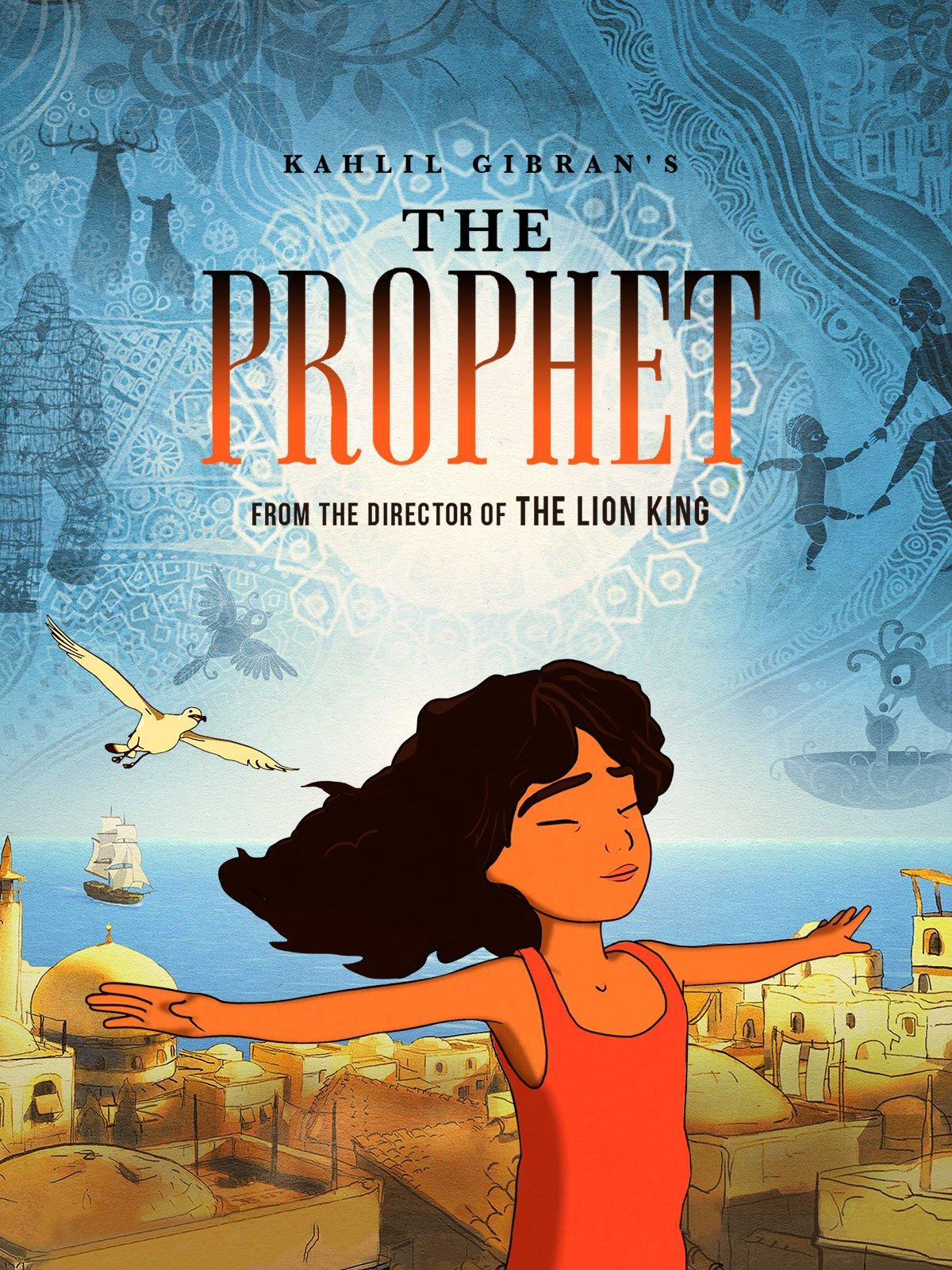 Watch Kahlil Gibran S The Prophet Prime Video