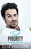 First Priority: Priorities Book 1: A Gay Romance Novel with an A-List Actor and Cute Nerd