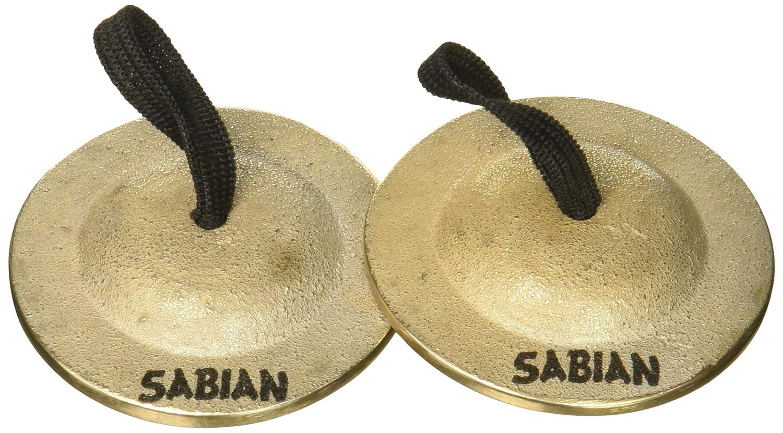 Sabian Finger Cymbal, Heavy, Pair Sabian Inc. 50102