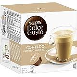 Nescafé Dolce Gusto Kaffeekapseln, Cortado Espresso Macchiato, 48 Kapseln für 48 Getränke