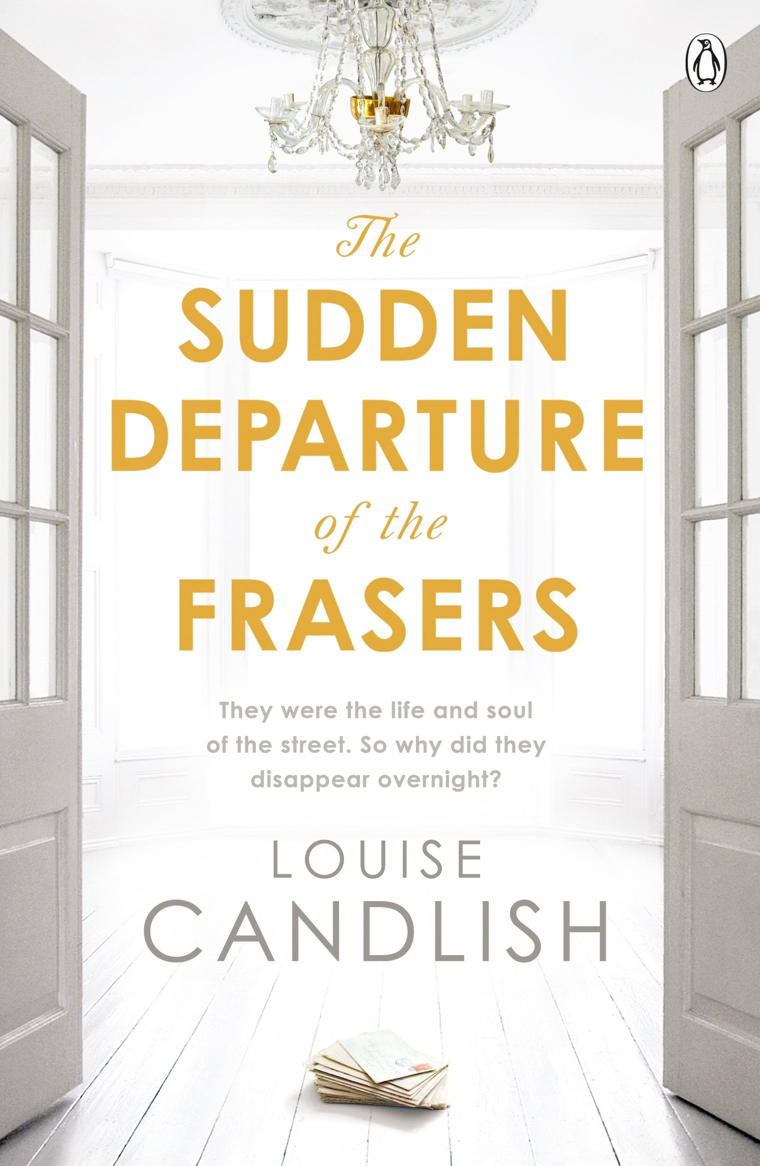 The Sudden Departure Of The Frasers The Addictive Suspense From The
