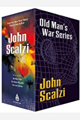 Old Man's War Boxed Set I: Old Man's War, The Ghost Brigades, The Last Colony Mass Market Paperback
