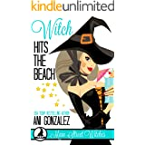 Witch Hits the Beach: (A Paranormal Witch Cozy Mystery) (Main Street Witches Book 5)