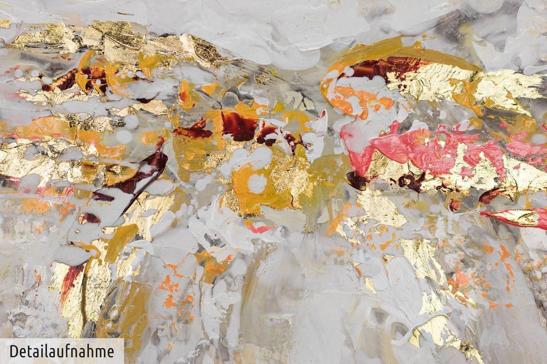 KunstLoft® Acryl Gemälde \'Ruhe vor dem Sturm\' 120x80cm | original ...