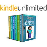 Diary of a Herobrine Box Set Book 1-Book 6: (Minecraft Diaries, Minecraft Books, Minecraft Books for Minecraft Stories…