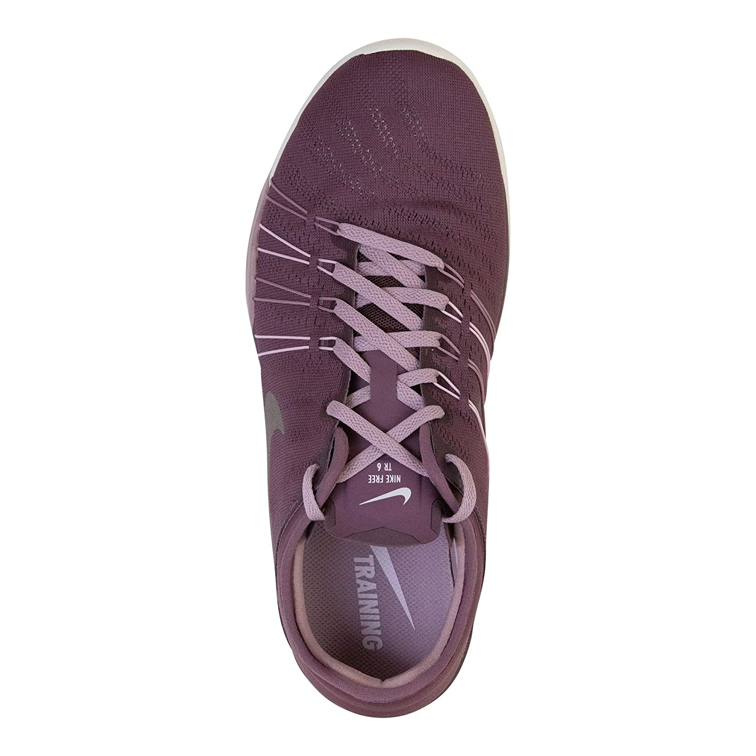 Womens Nike Free B01DL1YEJW TR 6 Training Shoes B01DL1YEJW Free 6.5 B(M) US|Purple Shade Bleached Lilac 502 7ee546