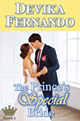 The Prince's Special Bride: Royal Romance (Romancing the Royals Book 1) Kindle Edition